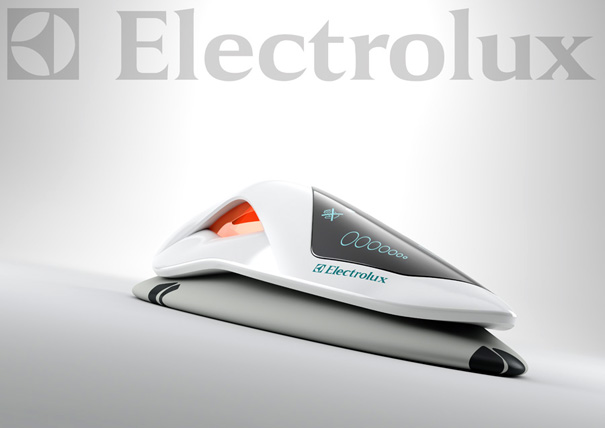 Electrolux Snail - Micro Induction Heating System by Peter Alwin