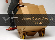 James Dyson Awards: The Top 20 Projects