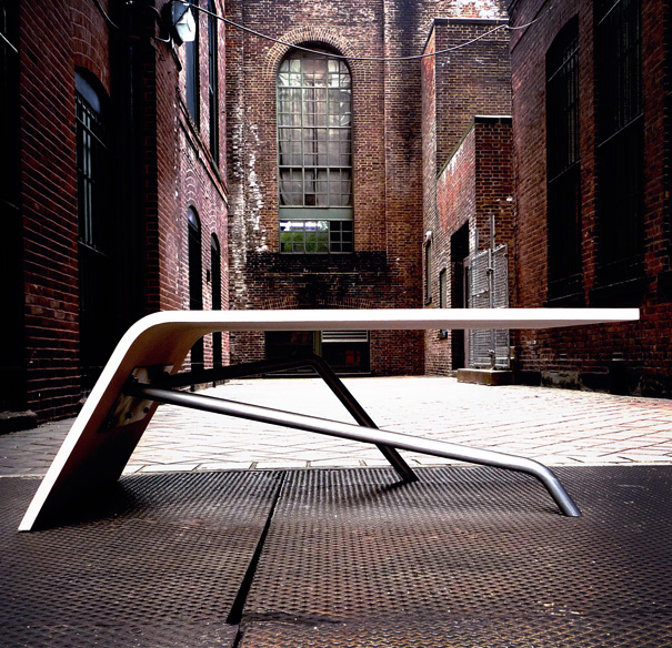 Elemental Form: Scratching Beneath the Surface - Hip-hop Inspired Furniture by Vanessa Chew