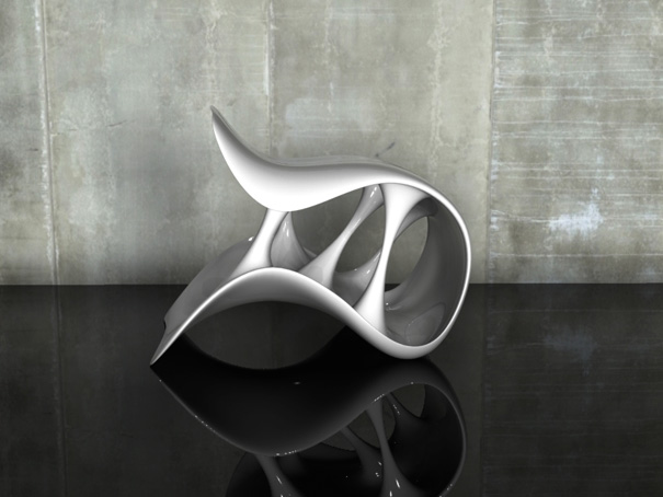 Stretch No.3 Chair By Moran Ein Dor
