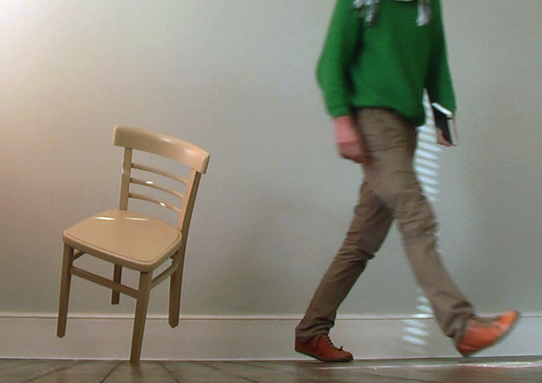 The Balance chair by Pascal Anson