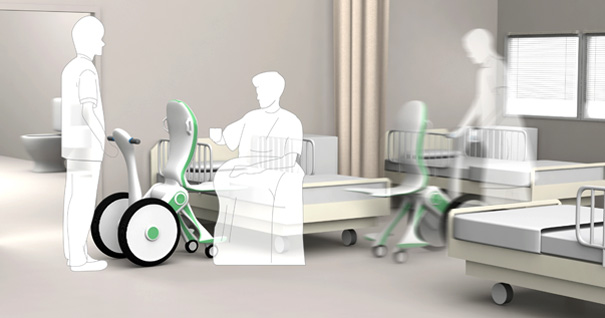 X Wheelchair Transfer System For Hospital Patients by Liren Tan, Tan Jun Yuan & Lim Yi Xiang