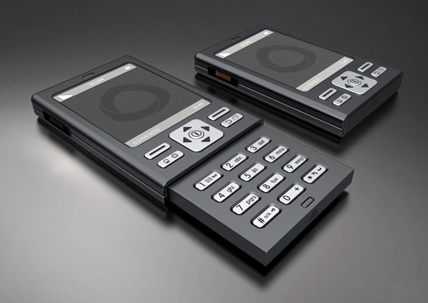 Scope cell phone concept by FORMBOTEN