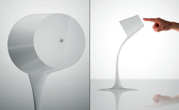 تصميم عجيب لمصباح غريب