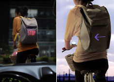 Emotional Backpack For Cyclists, What Fun!