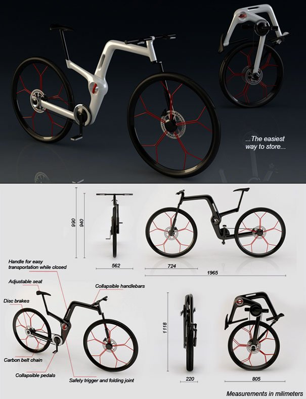 15 Amazing Bicycles For The Future of Seoul | Yanko Design