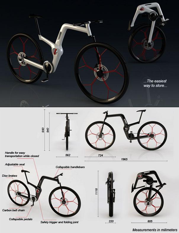 city pedale test