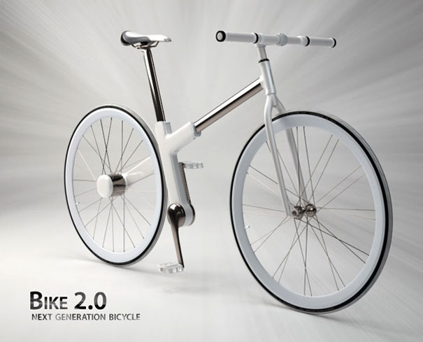 15 Amazing Bicycles For The Future of Seoul