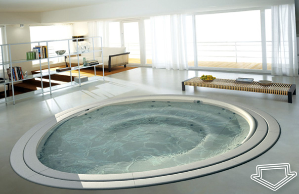 Sinking Tub! Really!