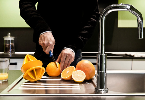 Citrange Juicer by Quentin de Coster