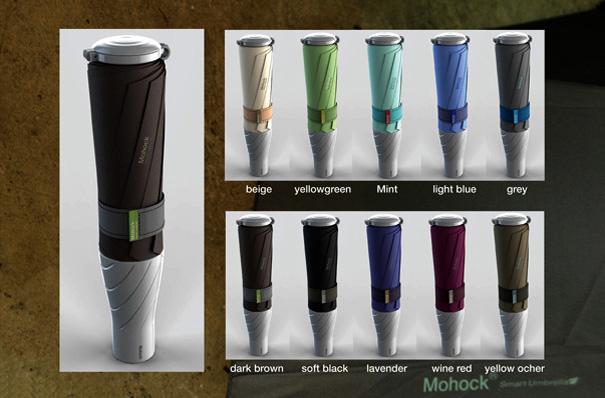 84051bf4907d Non-drip Umbrella   Yanko Design