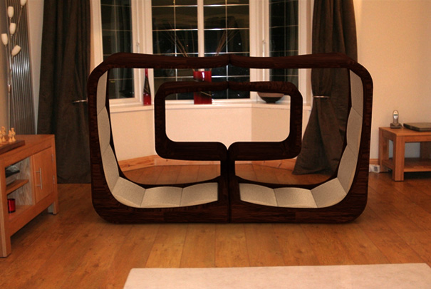 Curv Multi Use Furniture by Tiffany Roddis