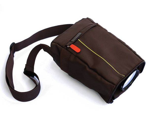 Cloak Bag for Cameras by Naranja Studio