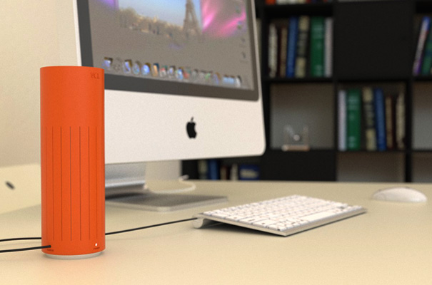 Vol Portable Speakers by Carson Leong
