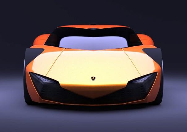 Lamborghini Minotauro by Andrei Avarvarii