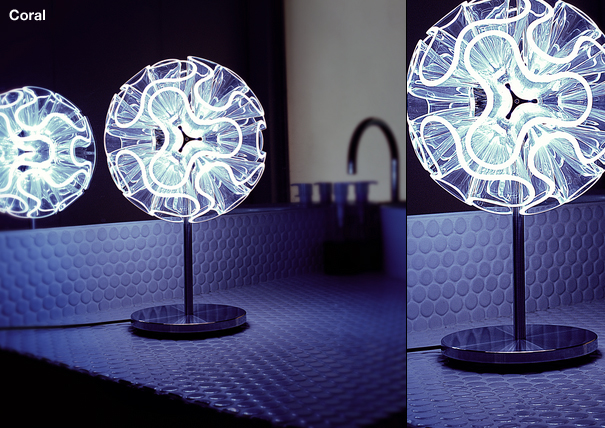 Lamps by QisDesign