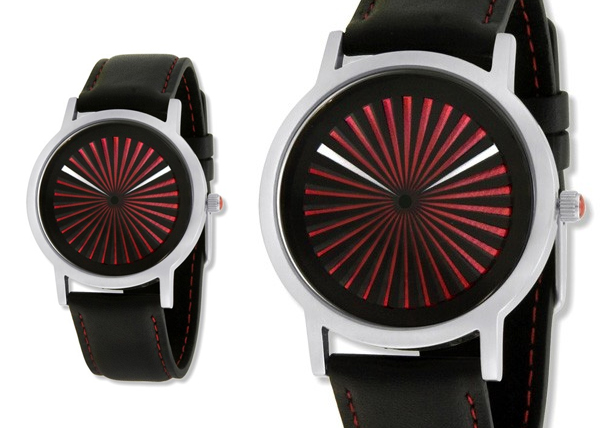 Turbino watch by Projects