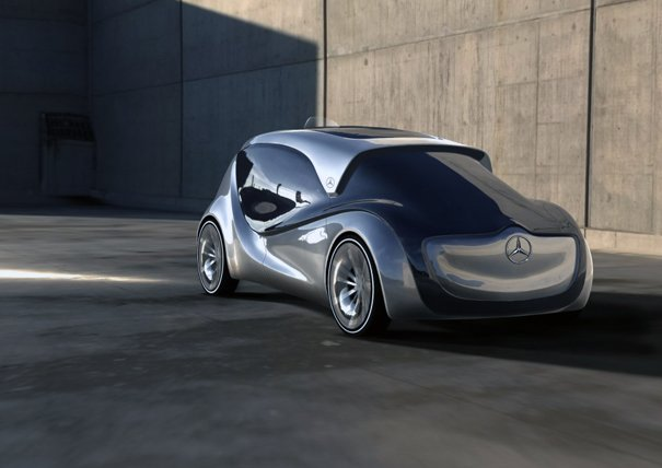 The Future's an Original Taxi Cab