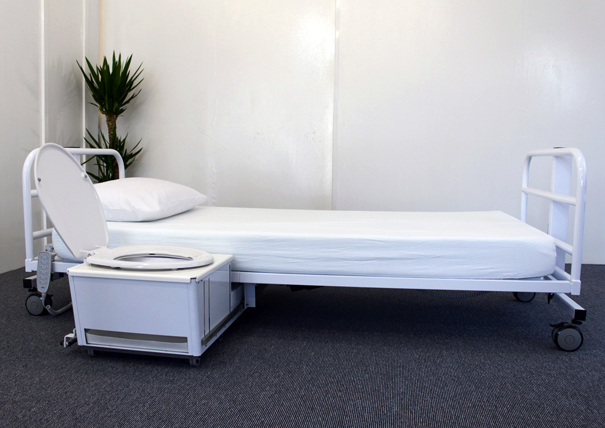 Dignity Bed by Enda Thomas