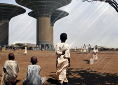 Towers of Water in the Sudan