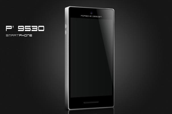 Porsche Design Smartphone Concept by André Duarte Silva