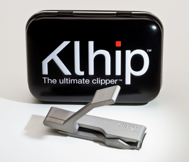 Klhip Nail Clipper by Andrew Johnston