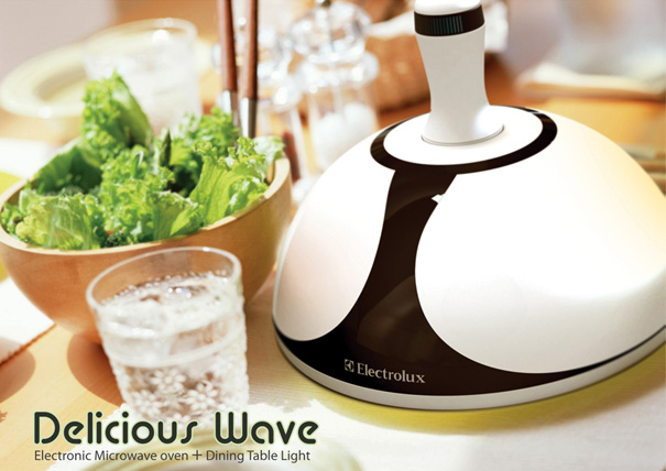 Delicious Wave – Microwave Concept by Kyu-Hyun Lee & Hae-Won Jo