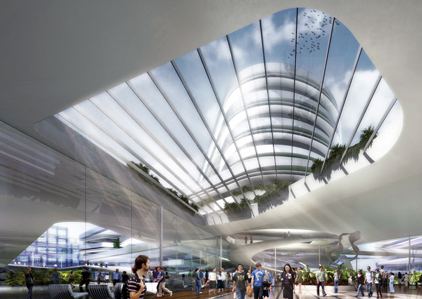 One Fantastical Technology Campus