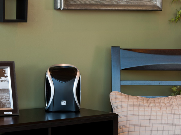 O – Two Air Purifier by Laut Design, Studio Hagler & Montie Design