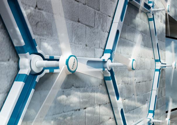 windcube03 Wind Cube, Energía Eólica Personal