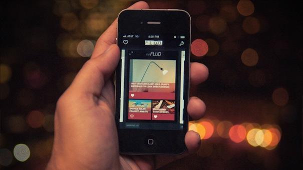 Favorite Mobile News Reader, The Flud