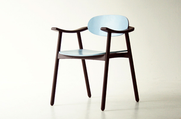 Basic Dining Chair by Heera Jeong