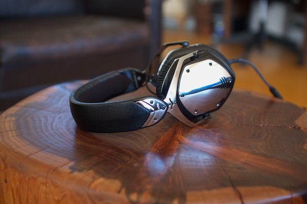 Hear Me Out, V-MODA Crossfade Review