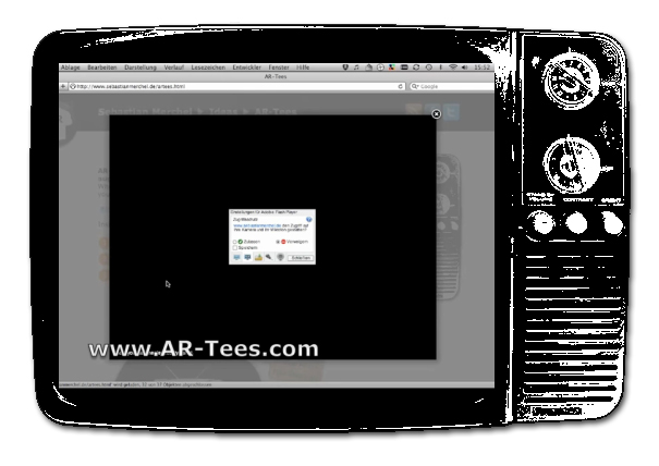 AR-Tees by Sebastian Merchel
