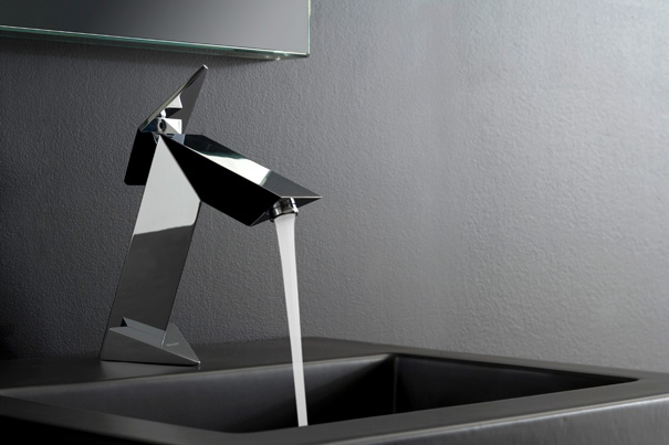 Stealth Faucet Collection for Bathrooms by Graff