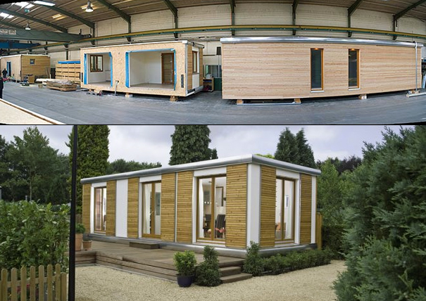 Mobile SmartHouse for your modular living situation!