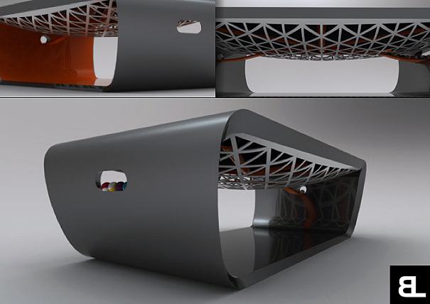 Billard Design billiard revolution | yanko design