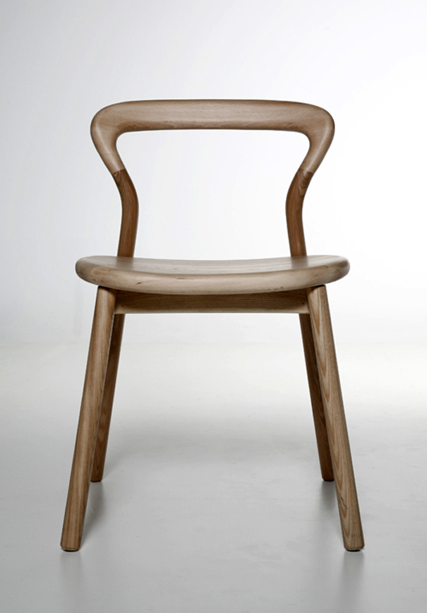 B-curve Chair by Ji-youn Kim