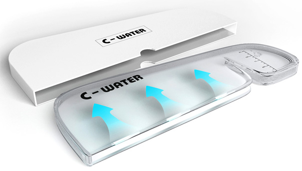 C-Water - Water Recycle Device by Chao Gao