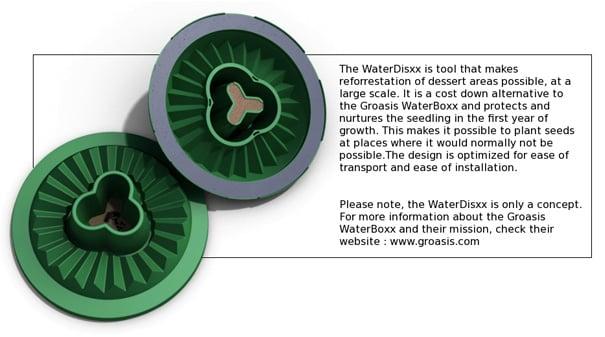 WaterDisxx For Plants by Roel Verhagen Kaptein