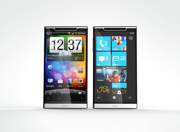HTC & Nokia Phone Concepts by Michal Bonikowski & Rafal Pilat - Mindsailors