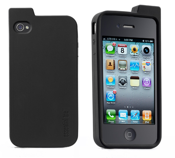 Icon and Iro Cases for iPhone by Essential TPE