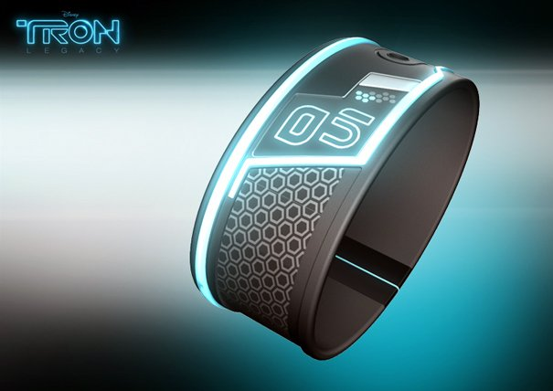 Tron Watch by Abhinav Dapke