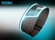 TRON Watch for Glowy Goodness