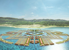 Floating City ala Haiti