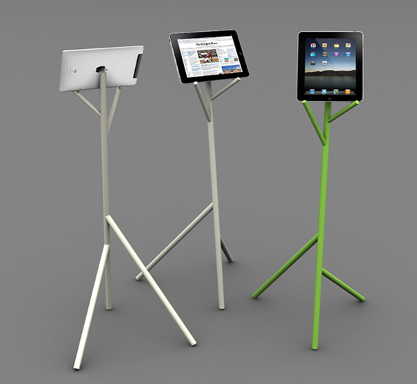 Appletree - iPad Stand by Michael Hilgers