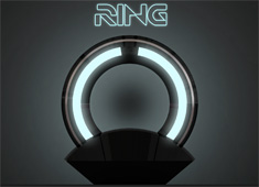 TRON Lamp, Need I Say More?