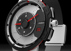 A Watch for Automotive Enthusiasts
