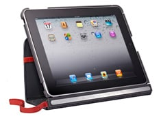 iPad Case Flips and Folds for Your Benefit