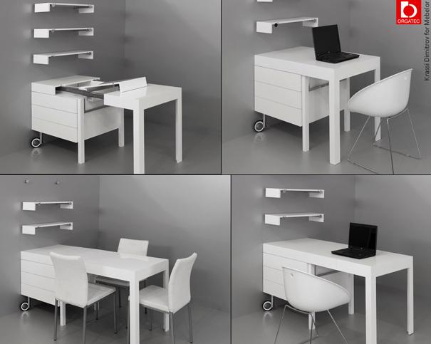 F brica blog de dise o escritorio para dise adores for Muebles que se esconden